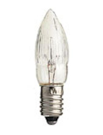 Reservlampa Konstsmide Klar E10 14V 3W 1047030