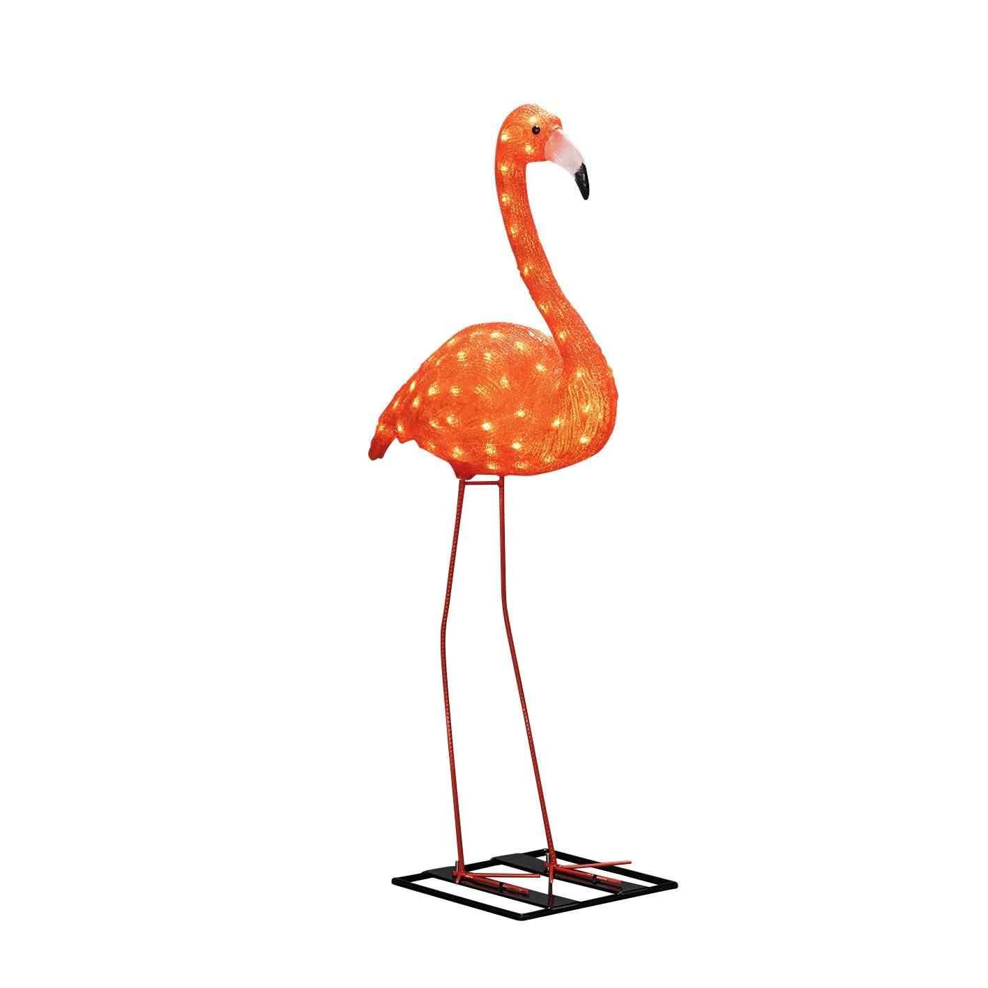 Trädgårdsbelysning Konstsmide Flamingo 110cm