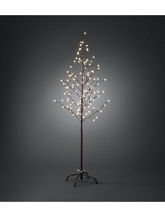 Brunt Träd Konstsmide 150cm 120 st LED