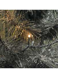 Ljusslinga Konstsmide Mikro Led 300 Amber Svart Kabel