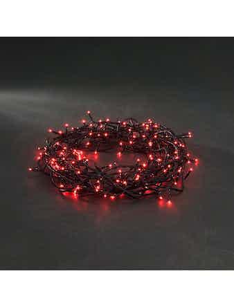 Ljusslinga Konstsmide 80 Röda Ledlampor 3630550