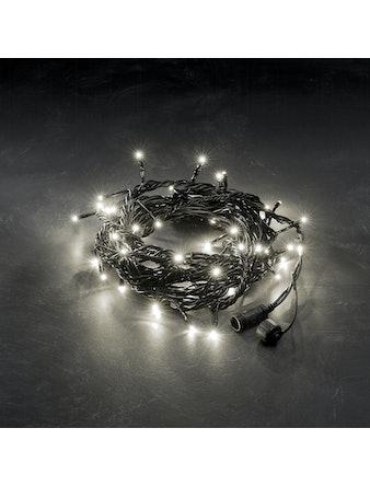 Ljusslinga Konstsmide 50 varmvita Ledlampor 24V