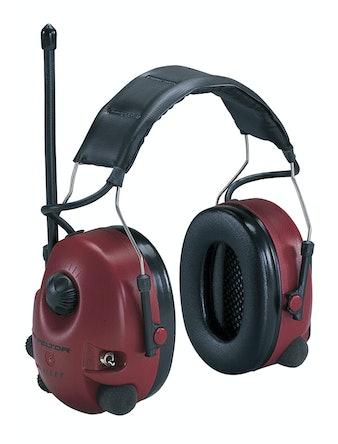 Hörselkåpa med radio PM2RX7A