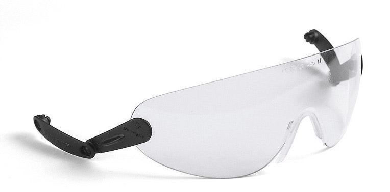 Skyddsglasögon 3M Klar V6E Hjälmintegrerad