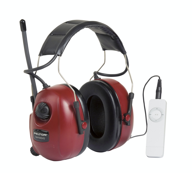 Hörselskydd 3M Radio MP3 HRXS7A-01