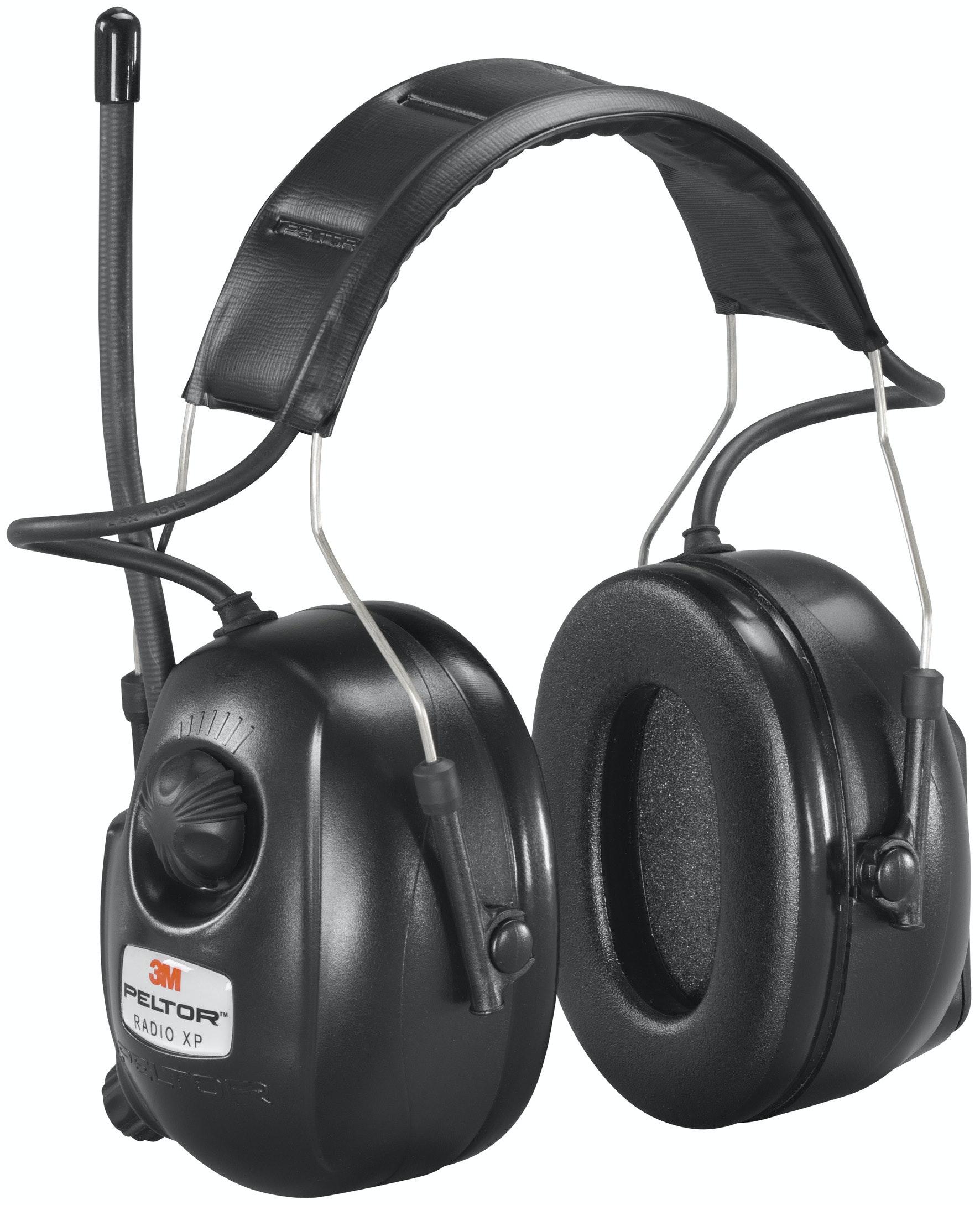 Radiokåpa 3M Peltor XP HRXP7A-01