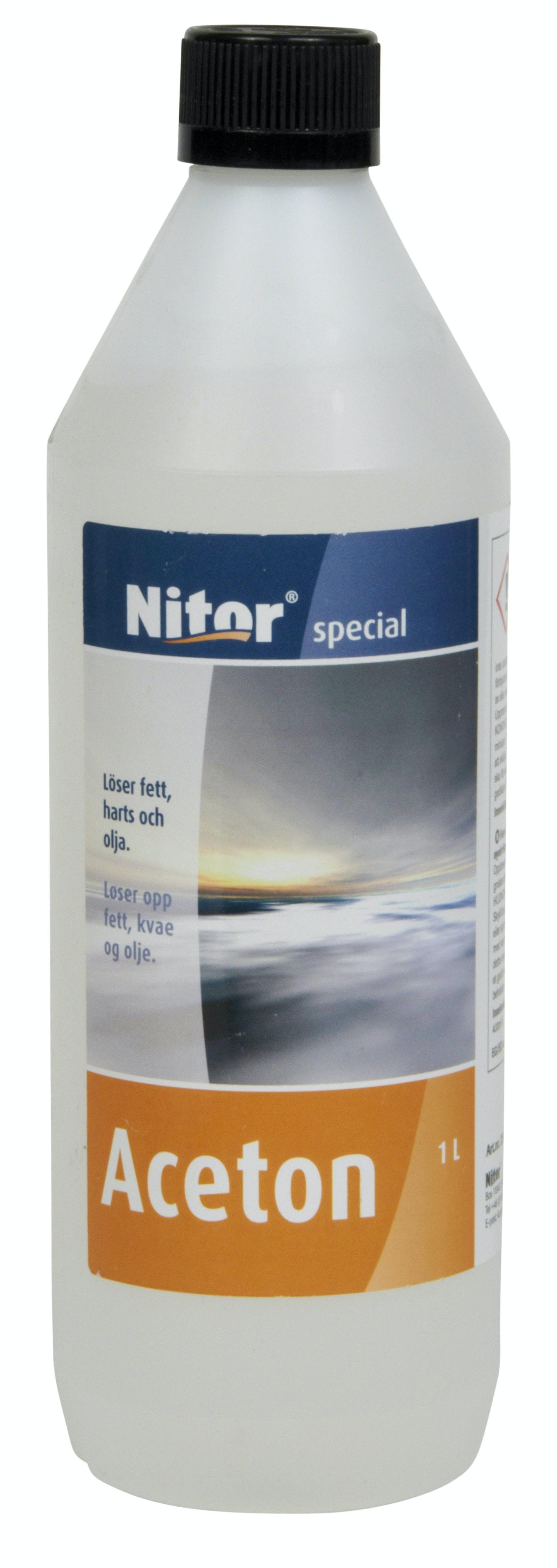 Aceton Nitor 5l