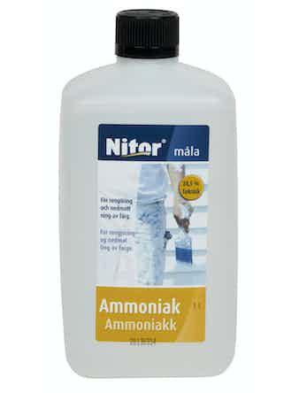 Amoniak Nitor Rengöring/Kem 5l