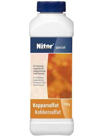 Kopparsulfat Nitor Kem/Färgning