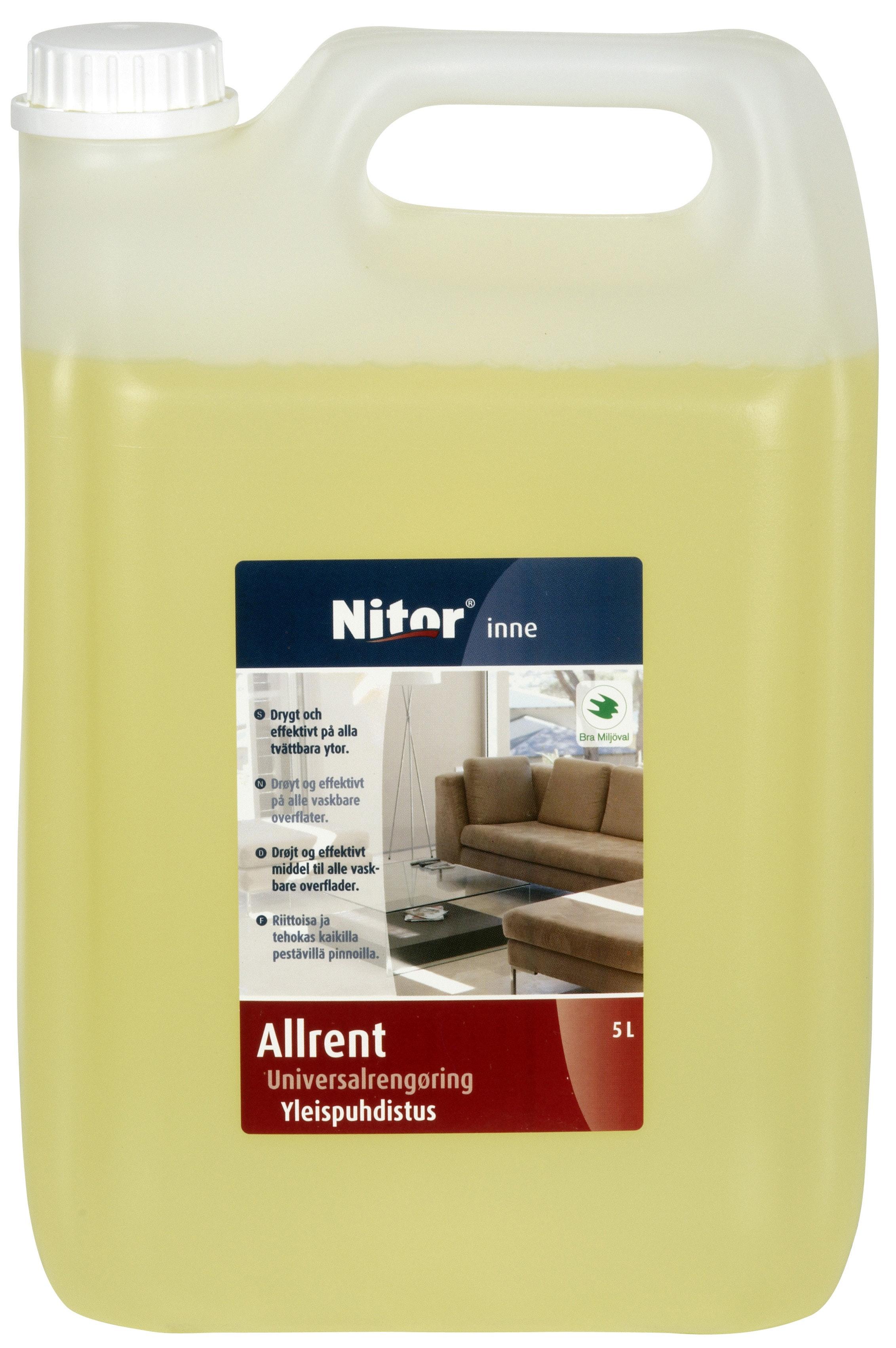 Allrent Nitor Citron 5l