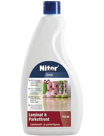 Laminat/Parkettrent Nitor 750ml