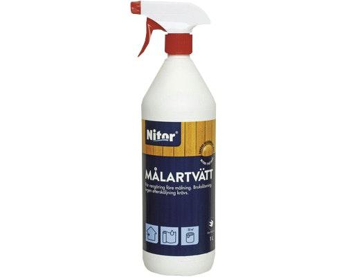 Målartvätt Nitor Spraypump 1l