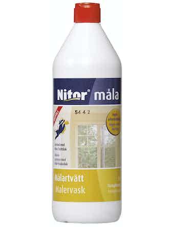 Målartvätt Nitor Refill 1l