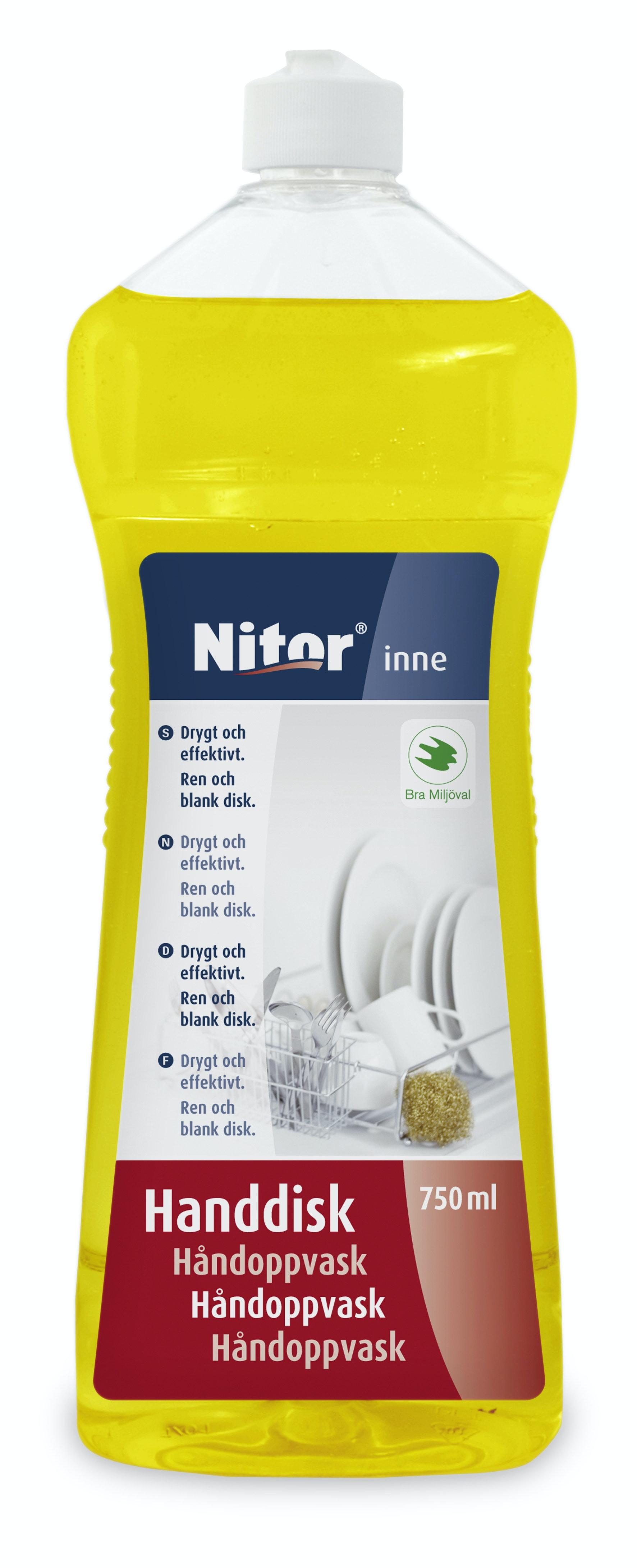Handdisk Nitor 750ml