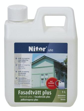 Fasadtvätt Plus refill Nitor