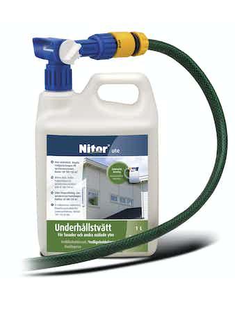 Underhållstvätt Nitor refill 1L
