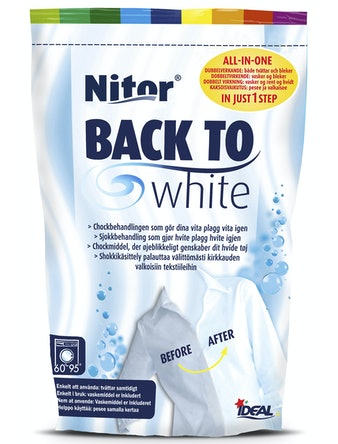 Back To White Nitor