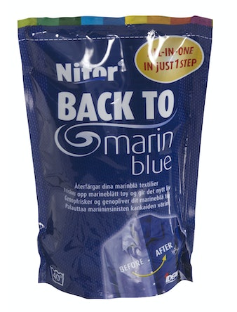 Back To Marin Blue Nitor