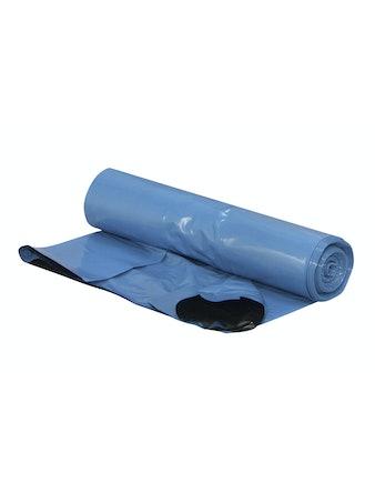 Sopsäck Cofa Extra Stark 125L Blå 10st/rulle