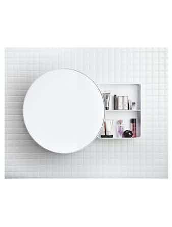 Spegelskåp Svedbergs Jenny Grafitgrå