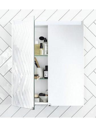 Spegelskåp Svedbergs Sober 80 vit