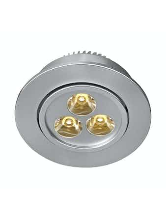 Downlight Markslöjd Vega Led 5x1W Aluminium