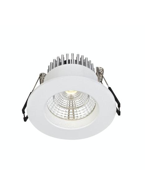 LED-UPPOVALAISIN MARKSLÖJD ARES 3-OS VALKOINEN 106214