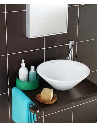 Tvättställ Hafa Misaki Rise 420X150Mm