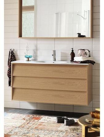 Tvättställsskåp Hafa Original 1200 ek