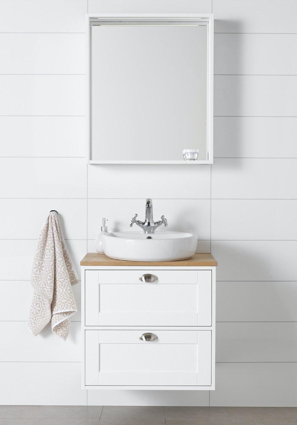 Tvättställ Hafa Still 440x440x145mm