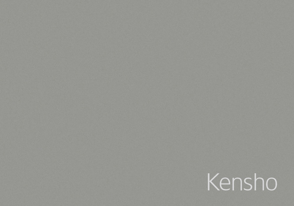 Bänkskiva Hafa Kensho Suede 12x462x1010mm Centrerat Hål