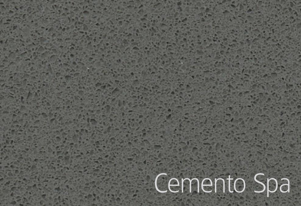 Bänkskiva Hafa Cemento Spa Suede 12x462x1210mm Hål Till Höger