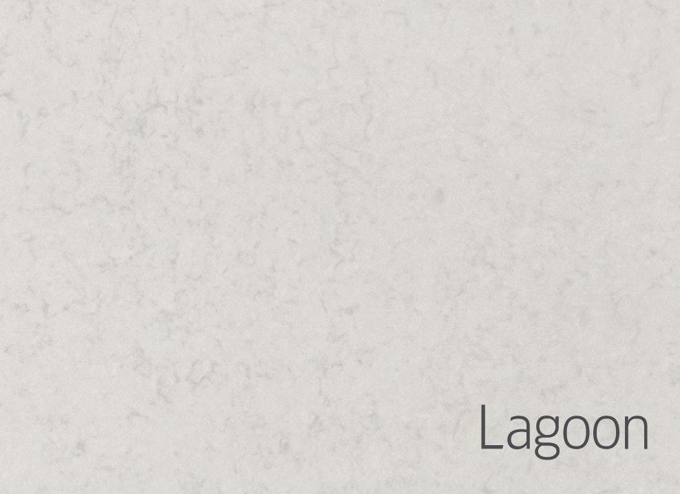 Bänkskiva Hafa Lagoon Suede 12x462x1410mm Hål Till Höger