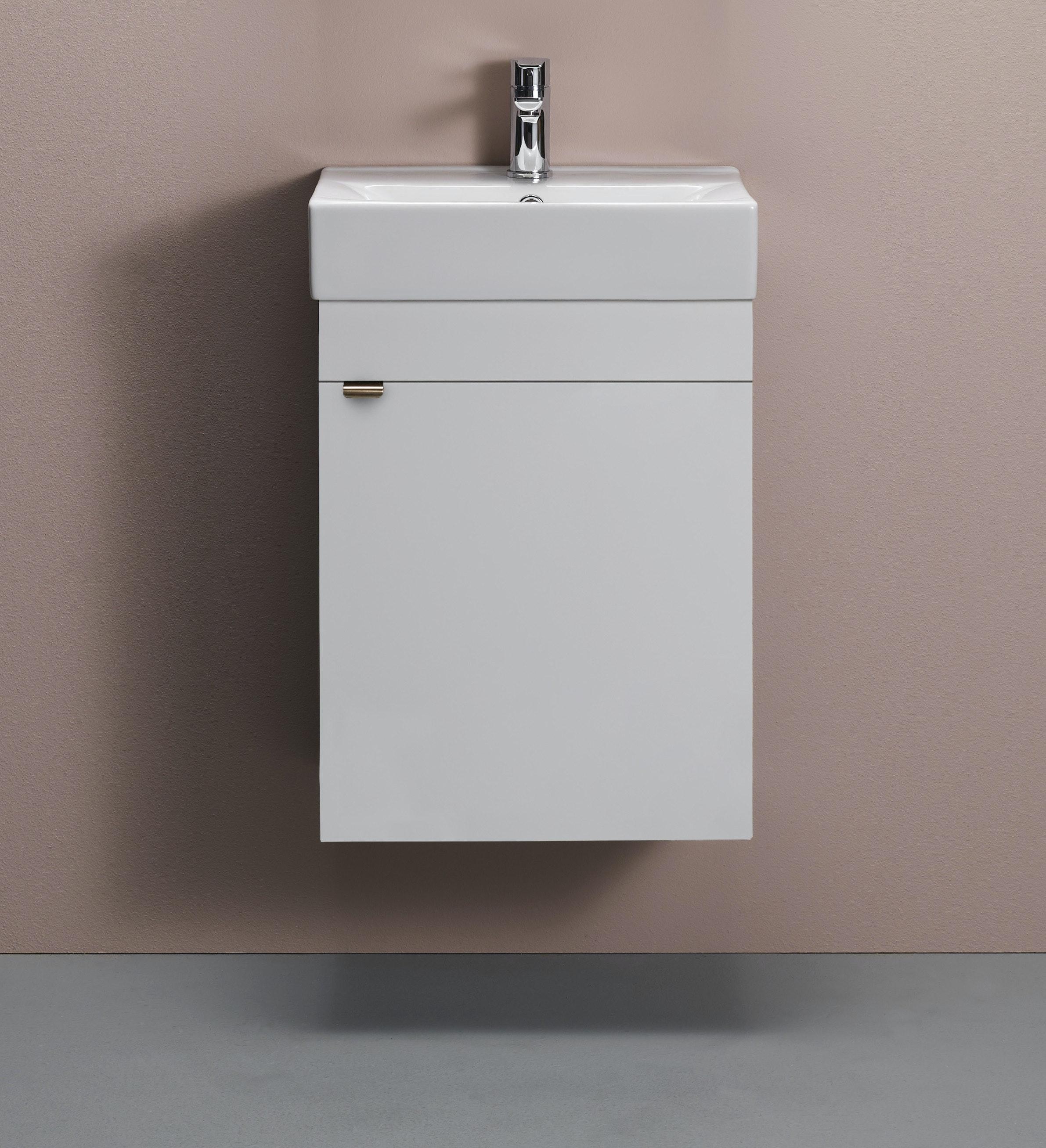 Tvättställsskåp Hafa Go 450 Vit
