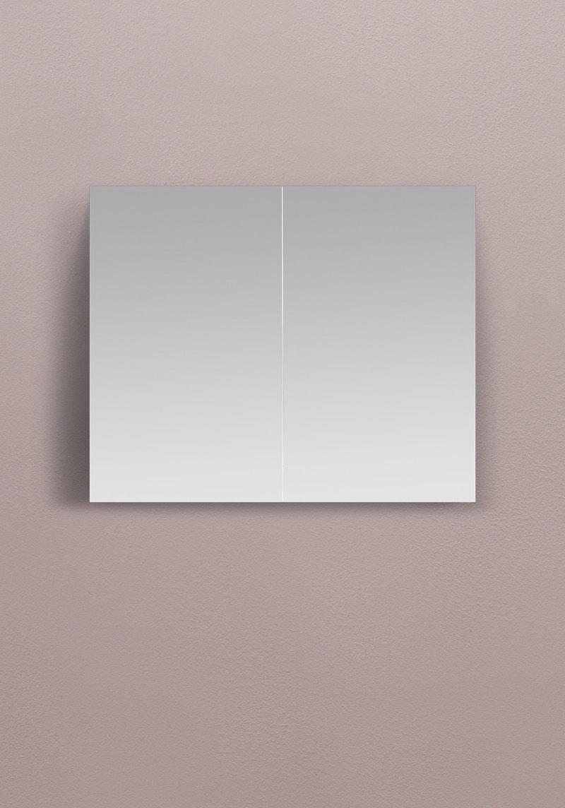 Spegelskåp Hafa Go 800 Vit