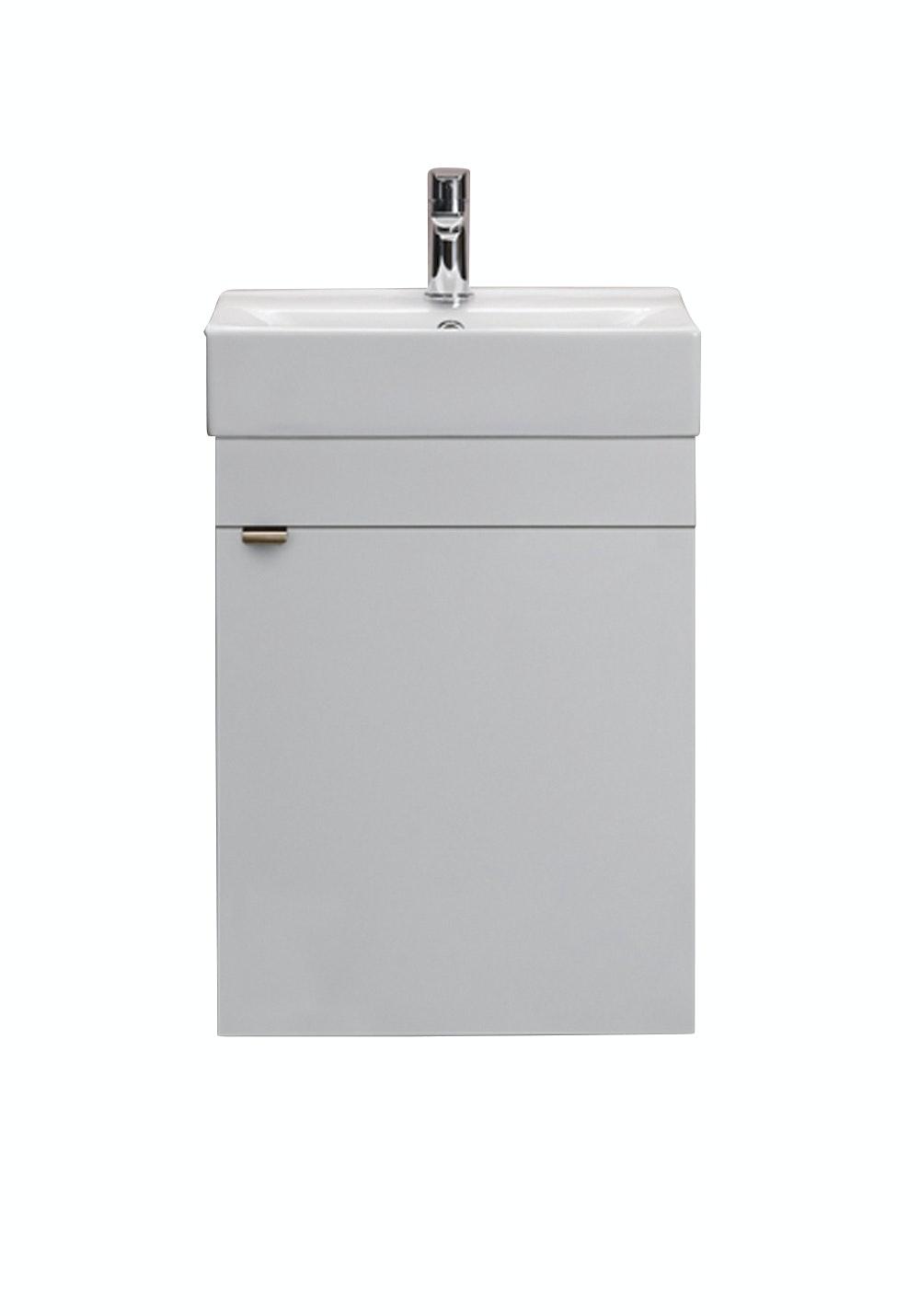 Tvättställspaket Hafa Go 450 Vit
