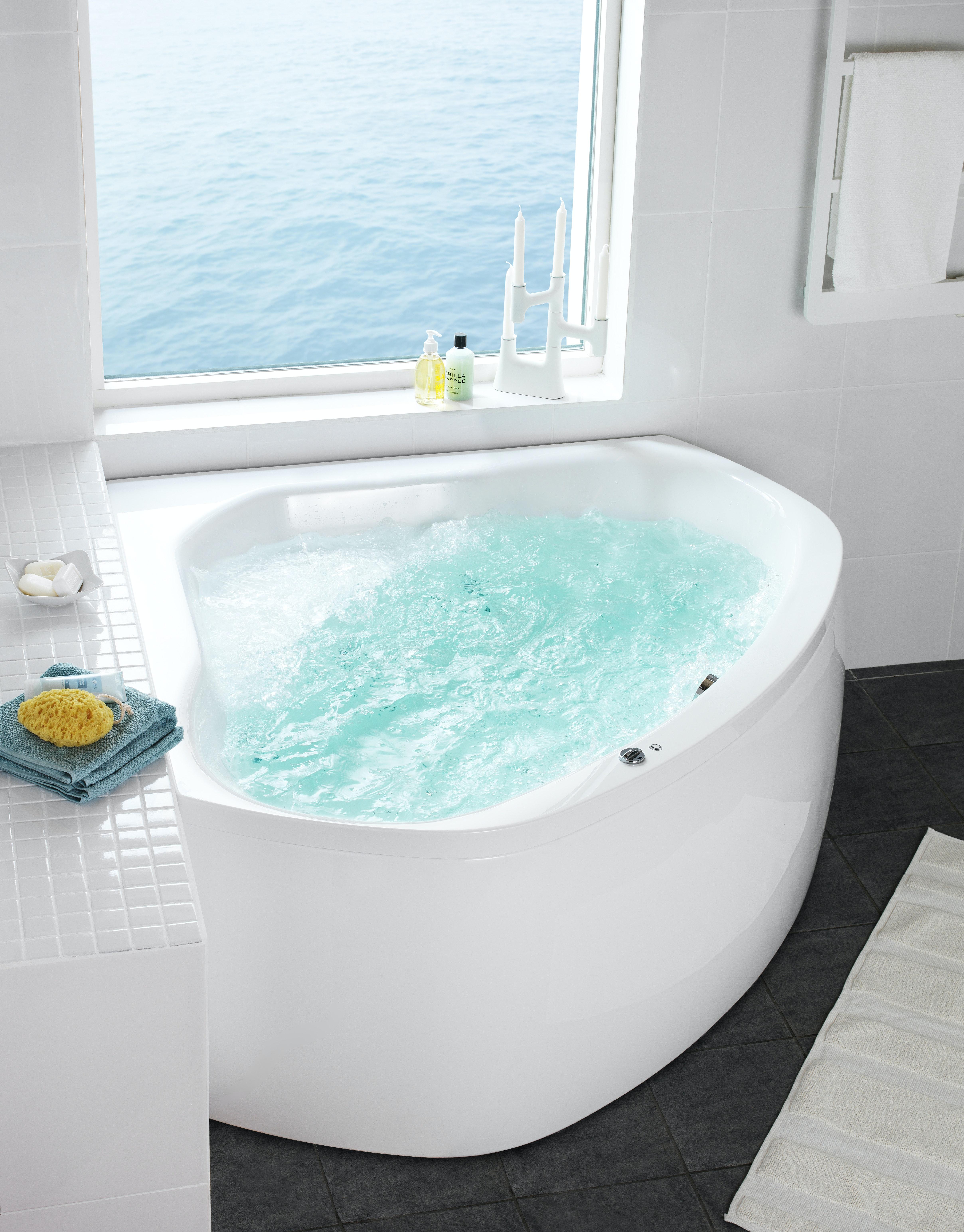 Massagebadkar Hafa Aqua 140C