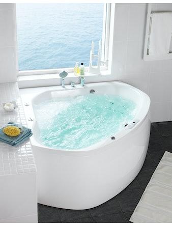 Massagebadkar Hafa Aqua 140C Upgrade