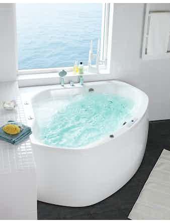 Badkar Hafa Aqua 140C Premium