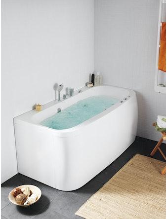 Massagebadkar Hafa Aqua 160SQ Upgrade