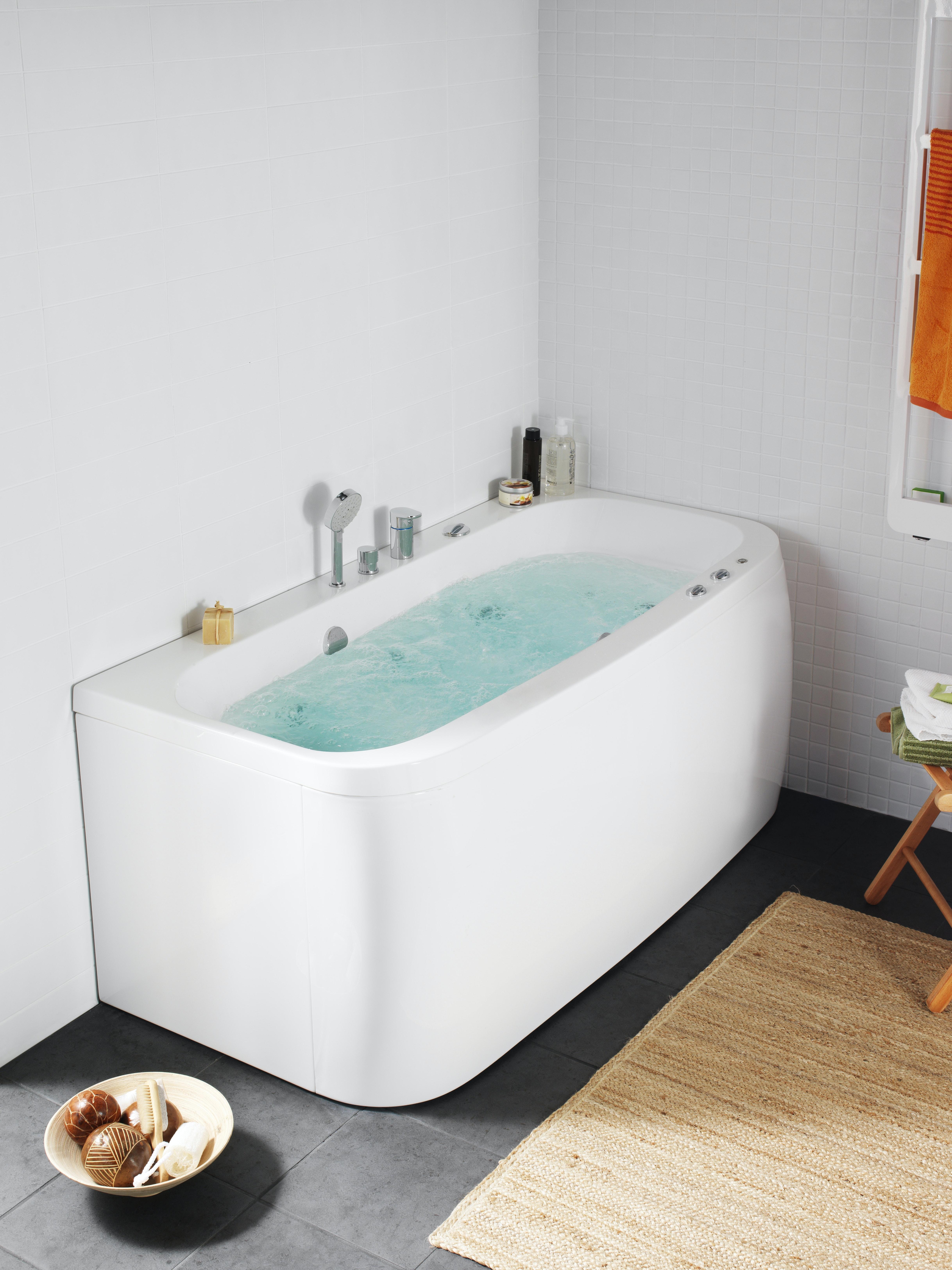Massagebadkar Hafa Aqua 160SQ Deluxe