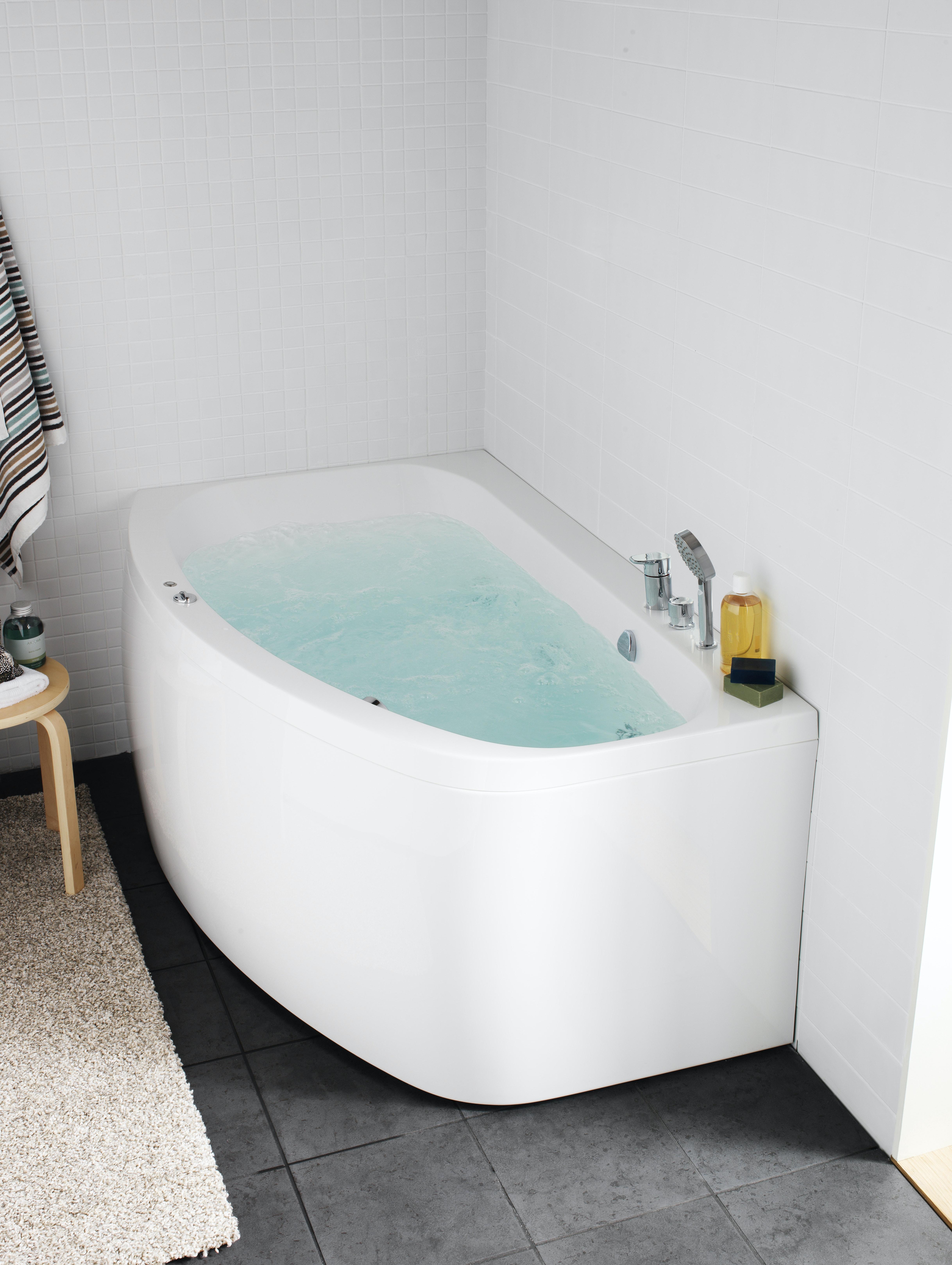 Massagebadkar Hafa Aqua 160R Upgrade
