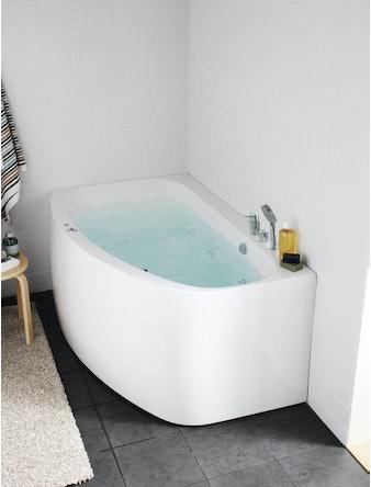 Massagebadkar Hafa Aqua 160R Premium