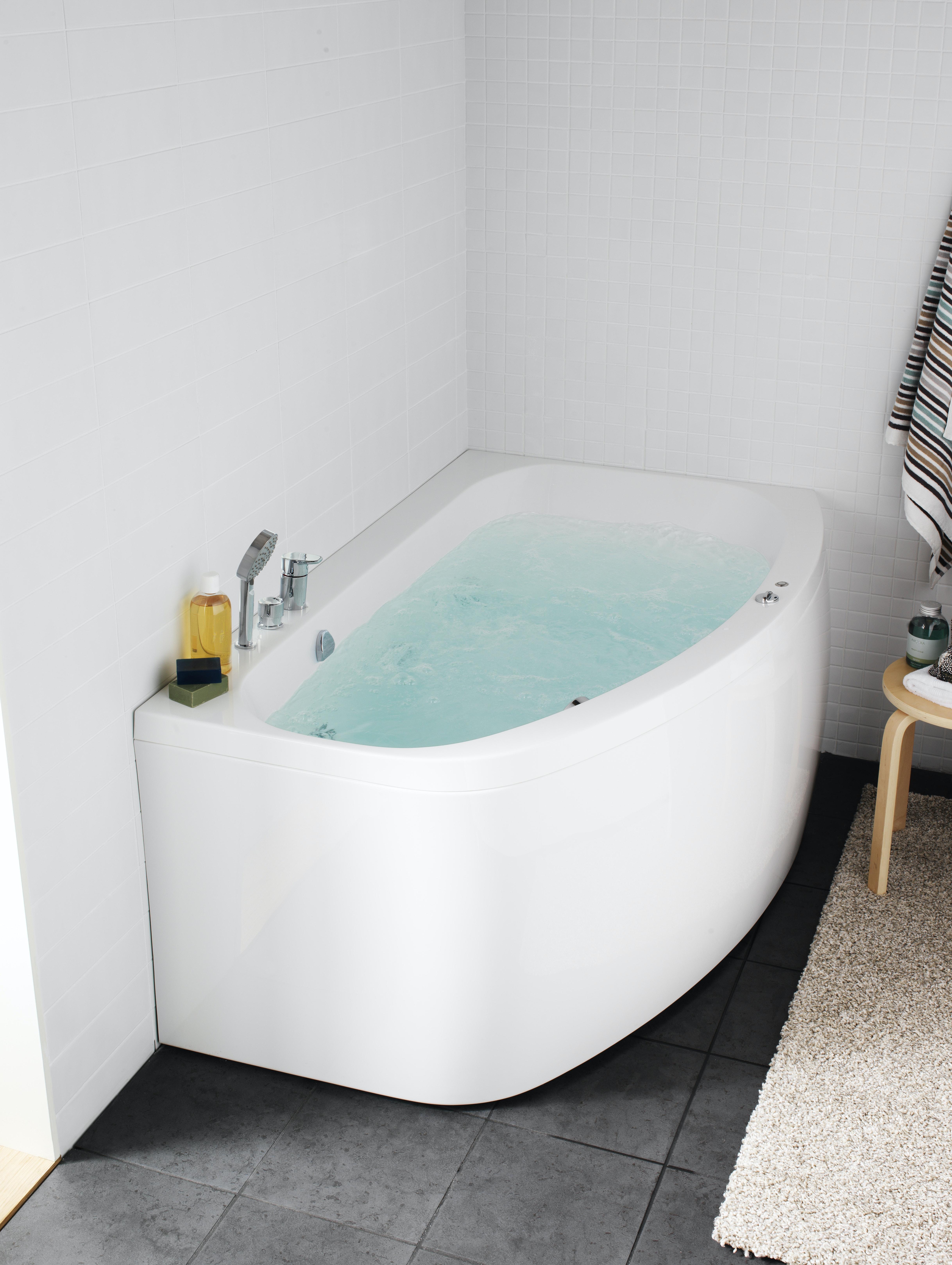 Massagebadkar Hafa Aqua 160L Upgrade
