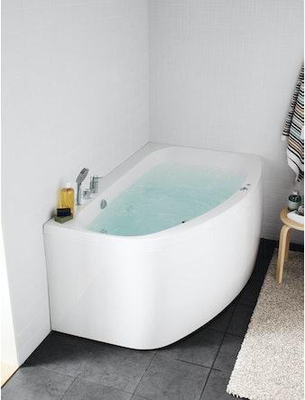 Massagebadkar Hafa Aqua 160L Deluxe