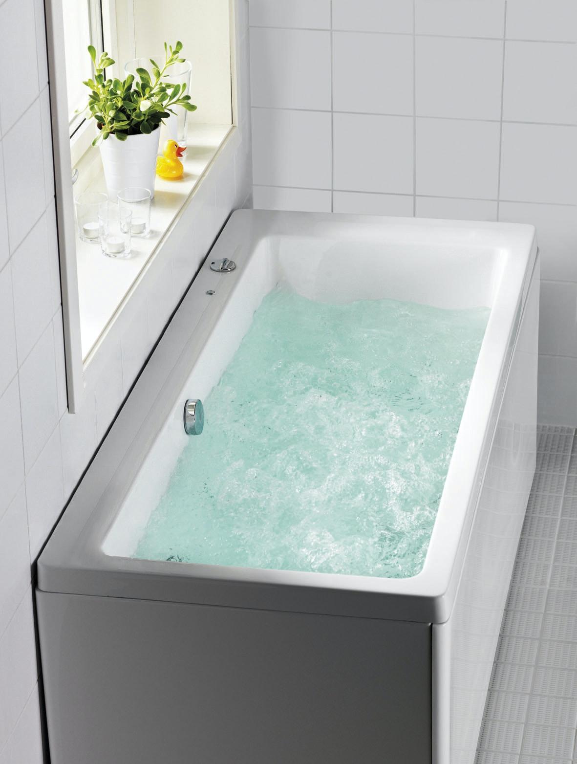 Massagebadkar Hafa Lime 160SQ