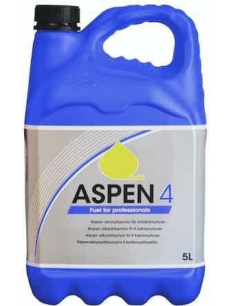 Miljöbensin Aspen 4-Takts 5L