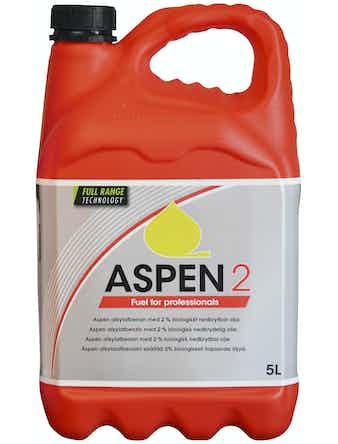 Bensin Aspen 2-Takt 2% Olja 5L