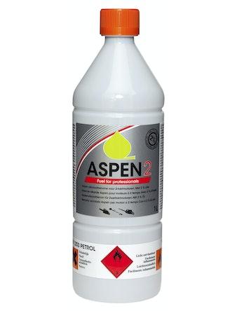 Bensin Aspen 2-Takt 2% Olja 1L