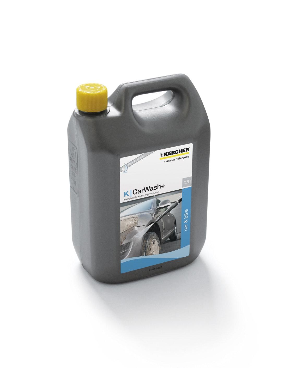 Tvättmedel Kärcher Carwash 2,5L